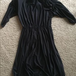 Hal ferman black vintage dress 12